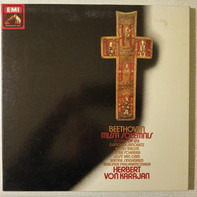 Ludwig Van Beethoven - Berliner Philharmoniker , Herbert von Karajan - Missa Solemnis