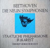 Beethoven (Klemperer) - die neun symphonien