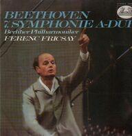 Ludwig Van Beethoven , Berliner Philharmoniker , Ferenc Fricsay - Symphony No. 7