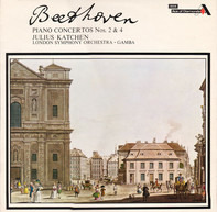 Beethoven (Katchen) - Piano Concertos Nos. 2 & 4
