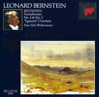 Beethoven - Symphonies No. 4 & No, 5 / ''Egmont'' Overture