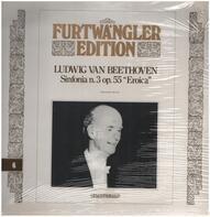"Ludwig van Beethoven , Wilhelm Furtwängler , Orchestra Sinfonica Di Roma Della RAI - Sinfonia N.3, Op. 55 ""Eroica"""