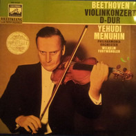 Beethoven (Menuhin, Klemperer) - Violinkonzert D-Dur