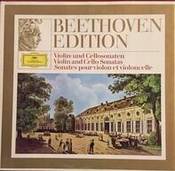 Ludwig Van Beethoven/ W. Kempf, Y. Menuhin - Beethoven Edition 1970: Violin- Und Cellosonaten