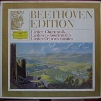 Ludwig Van Beethoven/ J. Demus, Fischer-Dieskau, E. Mathis, B. Nilsson a.o. - Beethoven Edition / Lieder• Chormusik