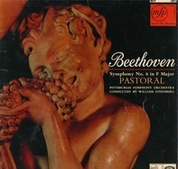 Ludwig van Beethoven/ Pittsburgh Symphony Orchestra, William Steinberg - Symphony No.6 In F Major Op.68 'Pastoral'