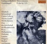 Beethoven (Karajan) - Missa Solemnis