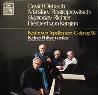 Ludwig van Beethoven/D. Oistrach, Katajan, M. Rostropowitsch, S. Richter - Tripelkonzert C-Dur Op.56