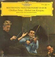 Ludwig van Beethoven • Adolf Busch , The New York Philharmonic Orchestra Dirigent Fritz Busch - Violinkonzert D-Dur op. 61