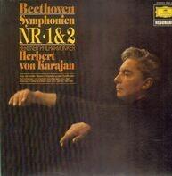 Beethoven - Symphonien 1 & 2 (Karajan)