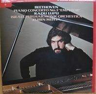 Beethoven - Radu Lupu, Israel Philh Orch, Mehta - Beethoven: Piano Concerto No.5 'Emperor'