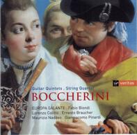 Luigi Boccherini , Europa Galante , Fabio Biondi , Lorenzo Colitto , Ernesto Braucher , Maurizio Na - Guitar Quintets - String Quartet