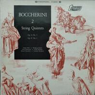 Luigi Boccherini - 2 String Quintets - Op. 13, No. 5 / Op. 47, No. 1