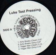 Luke - Achy Breaky / Tigger Man / Sponge Bob