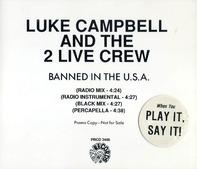 Luke - Banned In The U.S.A.