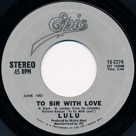 Lulu - To Sir With Love / Morning Dew