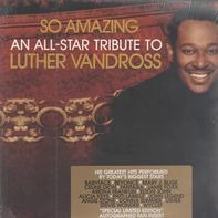 Babyface Celine Dion Donna Summer Elton John and more - SO AMAZING: AN ALL-STAR..