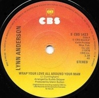 Lynn Anderson - Wrap Your Love All Around Your Man
