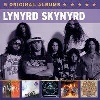 Lynyrd Skynyrd - 5 Original Albums