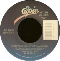 M People - Open Your Heart