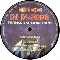 M-Zone - Trance Explorer One