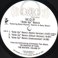 M.O.P. - Cold As Ice / Ante Up (Remix)