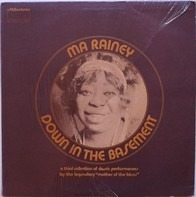 Ma Rainey - Down In The Basement