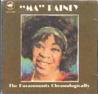 Ma Rainey - The paramounts chronologically 1923-1924 Vol.1