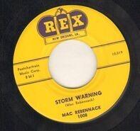 Mac Rebennack - Storm Warning / Foolish Little Girl
