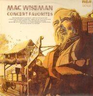 Mac Wiseman - Concert Favorites