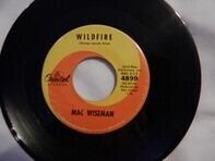 Mac Wiseman - Wildfire / I Like Good Bluegrass Music