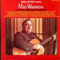 Mac Wiseman - Sings Old Time Country Favorites