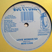 Mad Lion / W.O.W. - Love Woman So / Anniversary