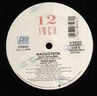 Maggotron - Bass Invaders