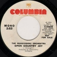 Mahavishnu Orchestra - Open Country Joy