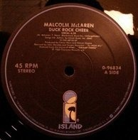 Malcolm McLaren - Duck Rock Cheer