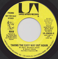 Man - Taking The Easy Way Out Again