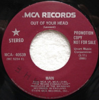 Man - Out Of Your Head