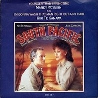 Mandy Patinkin / Kiri Te Kanawa - Younger Than Springtime / I'm Gonna Wash That Man Right Out-a My Hair