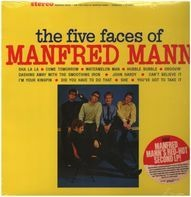 Manfred Mann - FIVE FACES OF..
