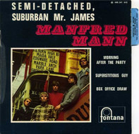 Manfred Mann - Semi-Detached, Suburban Mr James