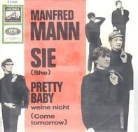 Manfred Mann - Sie (She)