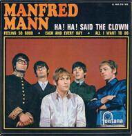Manfred Mann - Ha ! Ha ! Said The Clown