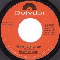 Manfred Mann's Earth Band - Please Mrs. Henry