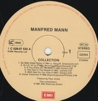 Manfred Mann - Collection: Manfred Mann