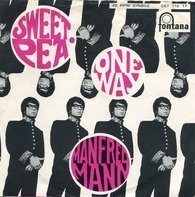 Manfred Mann - Sweet Pea / One Way