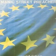 MANIC STREET PREACHERS - NEW ART RIOT EP