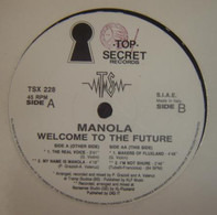 Manola - Welcome To The Future