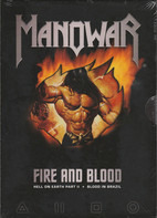 Manowar - Fire And Blood
