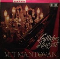 Mantovani And His Orchestra - Festliches Konzert Mit Mantovani